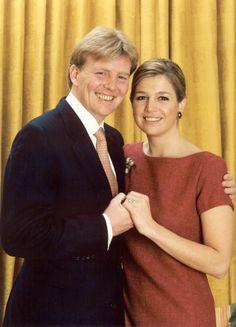 Terugblik: 15 jaar na verloving Willem-Alexander en Maxima! | Maart 30, 2016