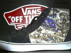 580a525a0b48a2 Vans SK8 Hi x Suicidal Tendencies   Retro