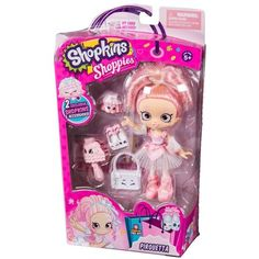 Shopkins Shoppie Doll Exclusive New Edition