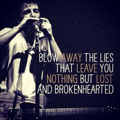 The Promised Land - Bruce Springsteen. Love love love this song and these are the best lyrics from it!