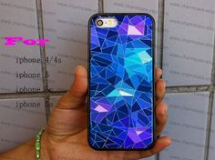Navy blueiphone 5s caseiphone 5c casehot air by charmcase on Etsy, $6.99