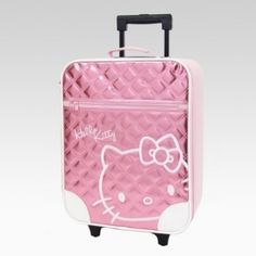 30 Best Hello Kitty Rolling Bag images   Rolling bag, Hello kitty, Rolls 50d6b4f60d