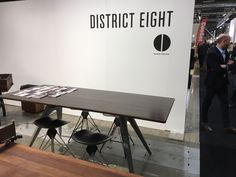 District 8 Design had some stunning tables