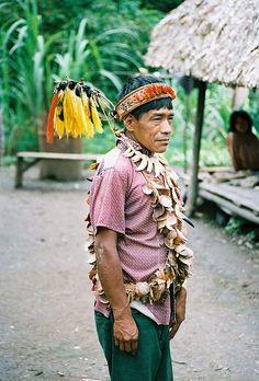 Urarina shaman B Dean.