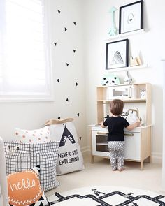 Never stop exploring toy storage paper bag storage kids Toy Storage Bins, Kids Storage, Bag Storage, Bedroom Themes, Kids Bedroom, Baby Nursery Art, Old Room, Nursery Storage, Toy Rooms