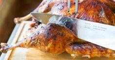 Seriously Simple Roast Turkey Recipe