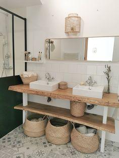 Tiny Bedroom Design, Bathroom Interior Design, Blog Deco, Home Staging, Bathroom Inspiration, Sweet Home, Little Houses, New Homes, Bathroom