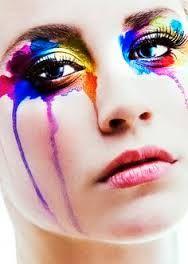 Resultado de imagen para maquillaje artistico de ojos profesional