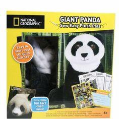 National Geographic 70801 NG Make & Play Panda