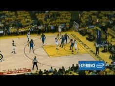 Steph Curry's Shot Gets Replayed in 360 From Intel   HYPEBEAST