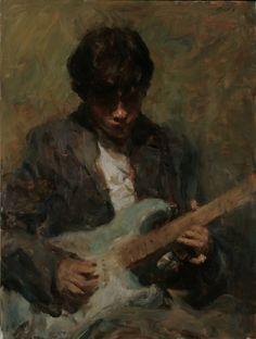 Ron Hicks 1965 | American Impressionist painter