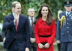 William e Kate no sétimo dia de visita à Nova Zelândia #kate #william #novazelandia #visita