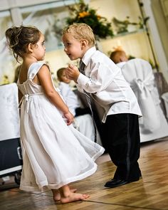 A photo originating somewhere on the dpchallenge.com site, but I only had the end link, so I'm not sure who the photographer is. :( #photography #wedding #children #kids #cute