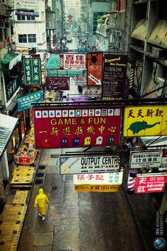 Wellington Street, Hong Kong