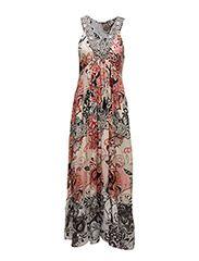 L.O.V.E long dress - MULTI