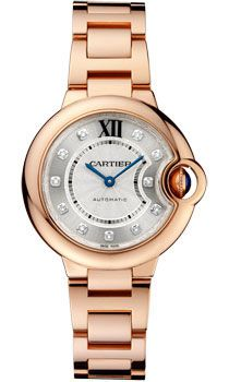 c3716933bce Cartier Ballon Bleu 36mm - Pink Gold Watches From SwissLuxury