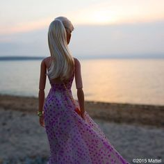 A gorgeous last sunset, The End!  #montauk #barbie #barbiestyle