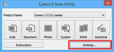 Canon : PIXMA Manuals : MG5700 series : Extracting Text from Scanned Images (OCR)