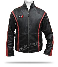 Mass Effect 3 jacke, all those game lovers who want to flaunt their boldness and guts while maintaining their gaming-obsessed outlook. http://www.angeljackets.com/products/Mass-Effect-3-Jacket-N7.html #fashionblogger   #fashionweek   #fashionblog   #fashionformen   #fashionstyle #shoppingonline   #shopping   #onlineshopping   #Leather   #leatherjacket   #leatherfashion   #jacketsformen   #jacketsforsale   #celebrities   #celebrity   #celebritystyle   #celebrityfashion   #winterfashion