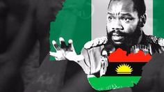 A new movement has emerged with a new leader Nnamdi Kanu calling for Biafran independence from Nigeria.