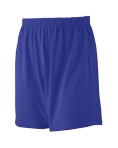 170e6ae203 Augusta Sportswear 990 Jersey Knit Short