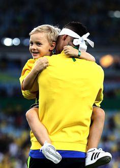 Davi lucca and neymar jr