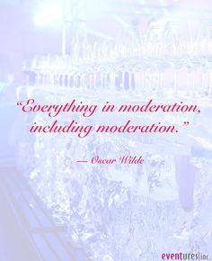 Oscar Wilde ~ #quote #Eventures