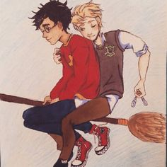 I was thinking about the missing LGTB represantation in Harry Potter . Fanart Harry Potter, Harry James Potter, Harry Potter Draco Malfoy, Harry Potter Ships, Harry Potter Fandom, Harry Potter Memes, Baguio, Drarry Fanart, Hogwarts
