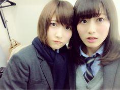 志田愛佳 守屋茜 欅坂46公式ブログ
