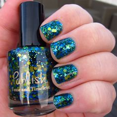Pahlish ~ Toxic and Timeless (tested once $4.50)