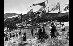 From 1966 through 1988 the Renaissance Pleasure Faire was held at the Paramount Ranch just south of Agoura Hills.