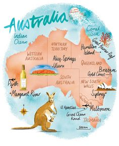 Australia by Scott Jessop.