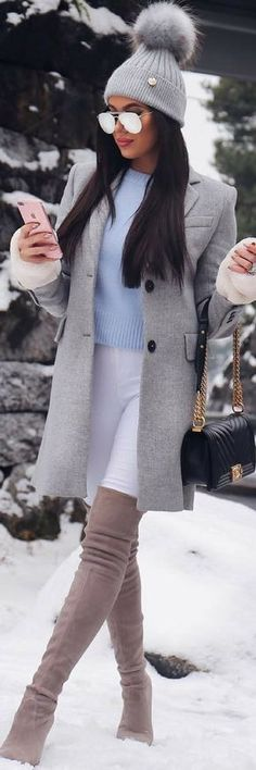 084b3aa0c68 238 Best Winter outfits images in 2019 | Fashion clothes, Casual ...