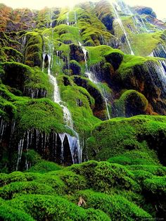 Guney Falls Denizli Turkey