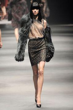 Lanvin Fall 2010 Ready-to-Wear Fashion Show - Sigrid Agren (Elite)