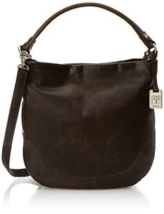 FRYE Melissa Hobo, Slate, One Size ,,^..^,, Check this out @ http://www.amazon.com/gp/product/B00MR5XSE6/?tag=handbagscto-20&OP=190816051238