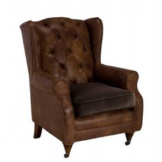 The classic Calluna chair will add a touch of grandeur to your living or drawing room.