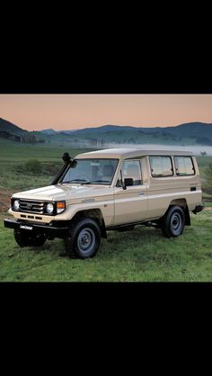 Toyota Land Cruiser 70 Series