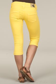 Vault Denim Online Jean Party - Women's Capri – EE01PCY. Click the pic to order!