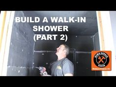 How to Build a Walk-In Shower (Part 2: Wedi Wall Installation): 23 Steps (with Pictures)