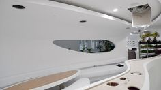 Futuristic Decors Showcased by New Syzygy Lab Office in Frankfurt