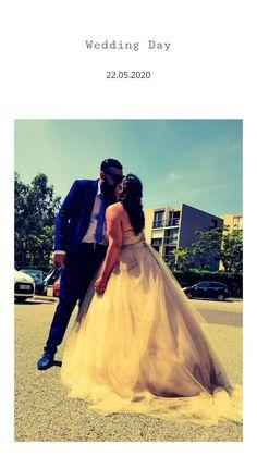 Robe de mariée achetée sur internet et transformée par Mariage en Rose, à Fréjus. Mariage du 22 mai 2020.