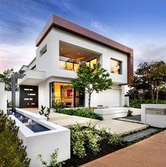 Neubau-Haus mit Garten-Pool und grossräumigen Grundrissen in Perth-Australien