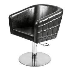 Fauteuil Coiffure Salon De Mobilier Chaise Rebord