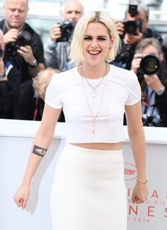Kristen Stewart at the Cannes Film Festival 2016 Pictures   POPSUGAR Celebrity