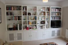 fitted shelves - Google Search