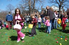 Five of the coolest egg hunts in Chicago this spring