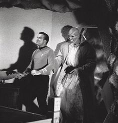 Boldly go where few have gone before with Star Trek To Boldly Go: Rare Photos from the TOS Soundstage - Season One, filled with over 300 rare, behind-the-scenes images from the pilot episode and first season of Star Trek. Gerald Gurian, a 40+ year collector of screen-used Star Trek memorabilia, b