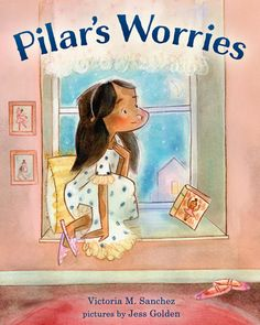 For young Pilar, the anxiety she experiences is not limited to ballet: she feels stressed when she's called upon in class, or if she forgets a library book that is overdue. A+Picture+Book+Anxious+Dancer Best Children Books, Childrens Books, Helping Children, Mind Institute, Heart For Kids, Chapter Books, Pli, Emotional Intelligence