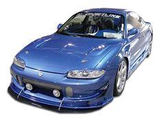 1993-1997 Mazda MX-6 Duraflex Buddy Body Kit - 4 Piece